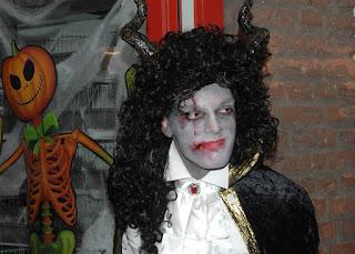 2015-10-30 Halloween in De Lier