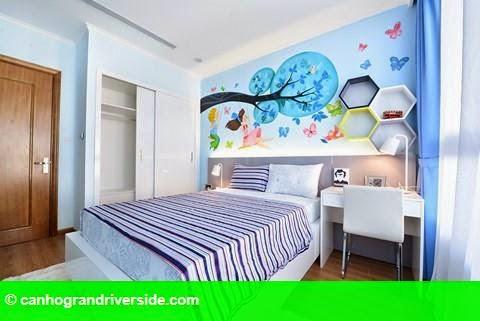Hình 2: Chiêm ngưỡng không gian sống resort tại Park Hill