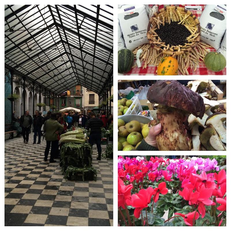 Mercados de Tolosa