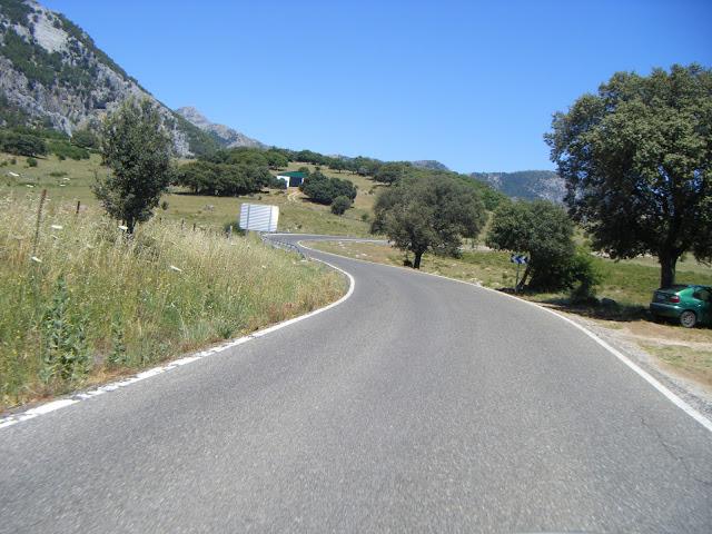 """Sul de Espanha, """"Pueblos Blancos """" e mais Além! DSCF5098"""