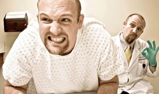 البواسير الخارجية, البواسير والهرش, البواسير الخارجية وعلاجها, البواسير الداخلية
