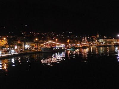 nächtliches Makarska