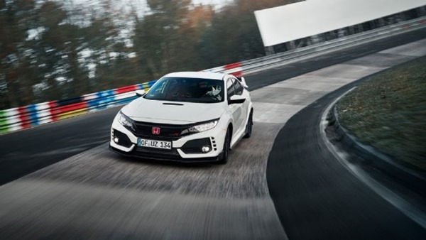 honda-civic-type-r-nurburgring