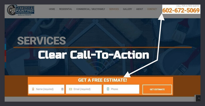 Include Clear Calls-To-Action (CTA)