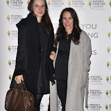 OIC - ENTSIMAGES.COM - Jessica Mccormack and Steph at the  Mayors Fund Halcyon Gallery London 24th November 2015Photo Mobis Photos/OIC 0203 174 1069