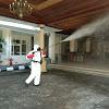 Kunker DPRD Jateng ke DPRD DIY Diikuti Penyemprotan Disinfektan
