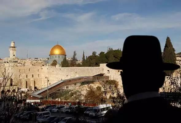 Trump dijangka iktiraf 'Jerusalem' sebagai ibu negara Israel minggu depan