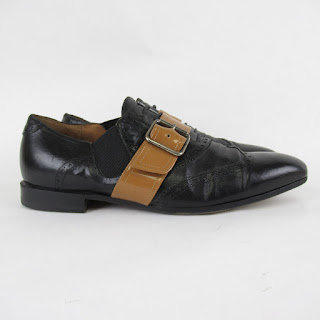 Dries Van Noten Monk Strap Shoes