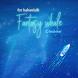 [임샤인] 판타지 블루 고래 카카오톡 테마 (fantasy blue whale)