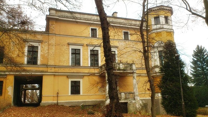 Niechcice - pałac