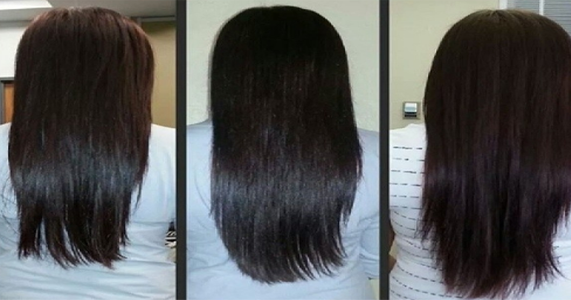how to grow hair faster at home
