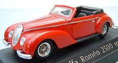 4160 ALFA ROMEO 2500 SPORT 1939