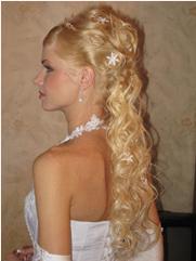 Hairstyles ,make-up / Свадебные прически, макияж