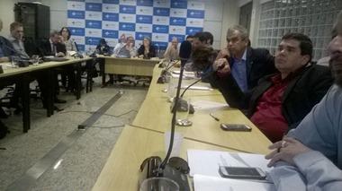 reunião Comitê - Agosto 2016