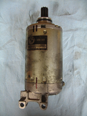 Starter Motor Cleaning Tutorial IMG_9467