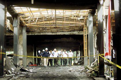 128 Saksi Diperiksa, Penyebab Kebakaran Gedung Kejagung Masih Misteri