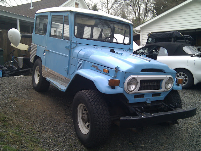 craigslist - 1971 FJ40 for sale. It is in pretty good ...