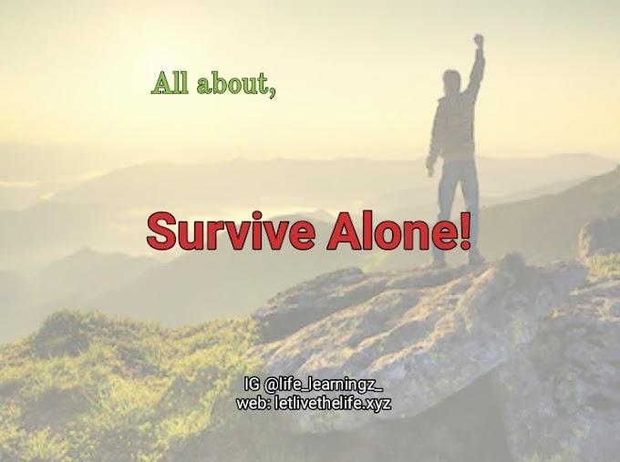 Being ALONE • Success City