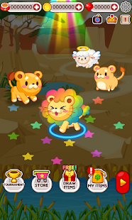 Animal Judy: Lion care screenshot 3