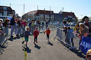 klasloop Vosseslag 30 april 2015