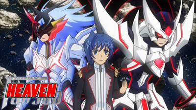 CardFight! Vanguard Legion Mate Hen - Ep 31
