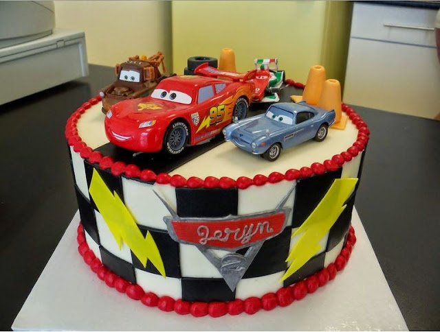 50 Best Cars Birthday Cakes Ideas And Designs