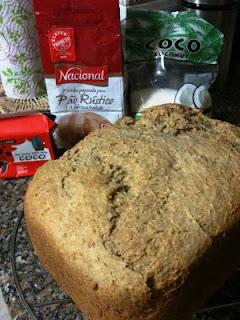 ReceitasMFP: Pão de Côco