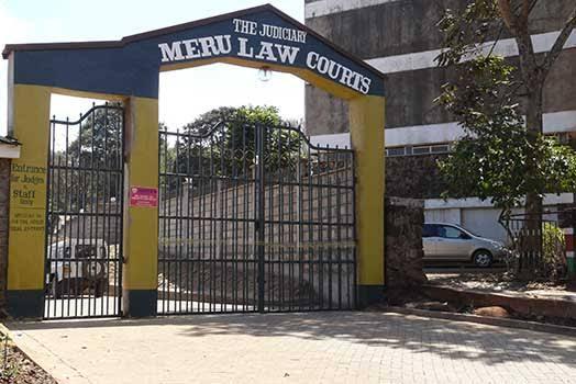 Meru law courts updates.