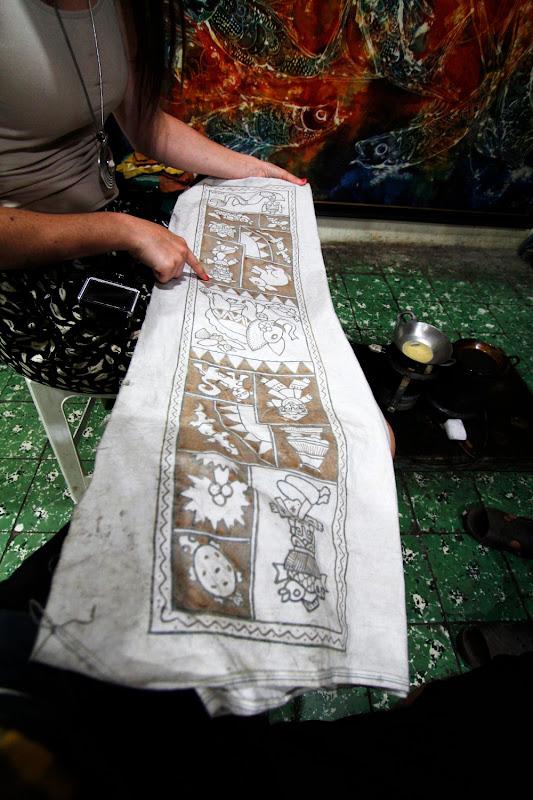 Guía para hacer un batik