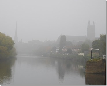 1 misty morning on the severn