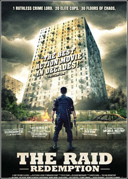 2 The Raid: Redemption   BDrip + Legenda