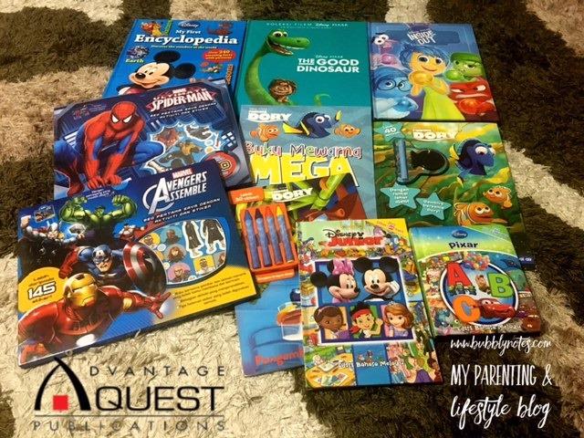 Terima Advantage  Quest Kerana Bantu Mahirkan Bahasa Melayu Firash