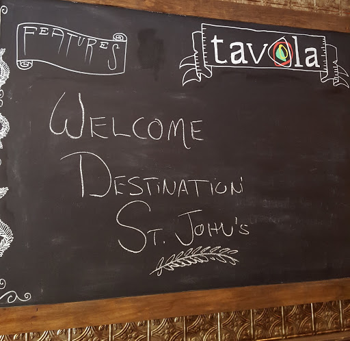 Where to Eat in St. John's, Newfoundland: Tavola