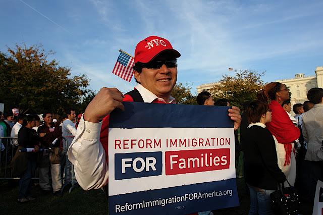 NL Fotos de Mauricio- Reforma MIgratoria 13 de Oct en DC - DSC00951.JPG