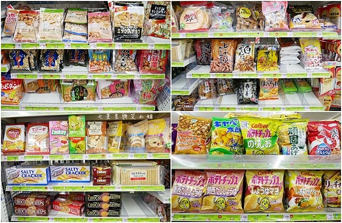 42 日本必逛必買 Lawson 100 便利商店也走百円風 生鮮熟食 泡麵零食 各式食品 生活日用品雜貨通通百円價好逛好買
