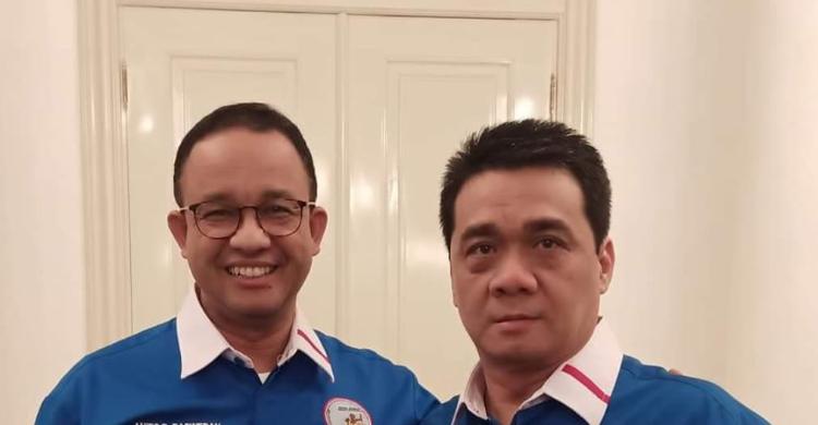Disahkan DPRD, Riza Patria Resmi Jadi Wakil Anies Baswedan