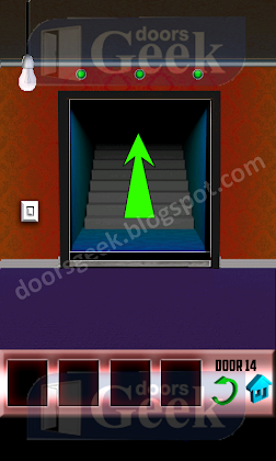 100 doors level 14 walkthrough doors geek
