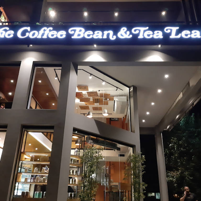 The Coffee Bean Tea Leaf Pakistan Coffee Shop In Lahore