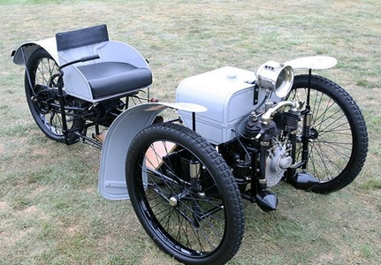 Morgan 3-wheeler 1909