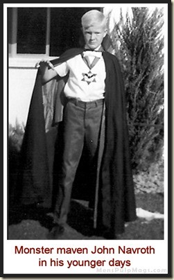 Monster Maven John Navroth as a kid WM