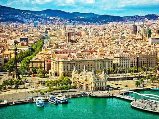 Catalonia to Barcelona