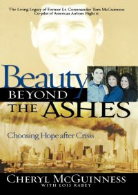 Beauty Beyond the Ashes By Cheryl McGuiness