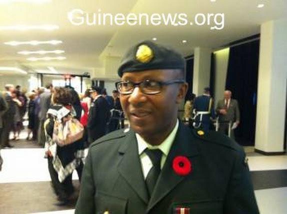 Capitaine Lamine Bah