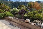garden and terrace of raposeira de são João