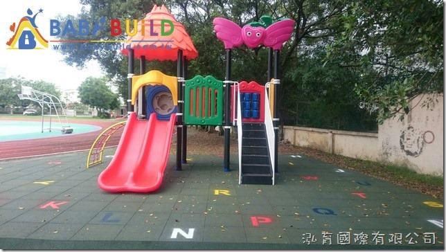 桃園市蘆竹國小 設置幼兒園專用戶外遊戲場工程
