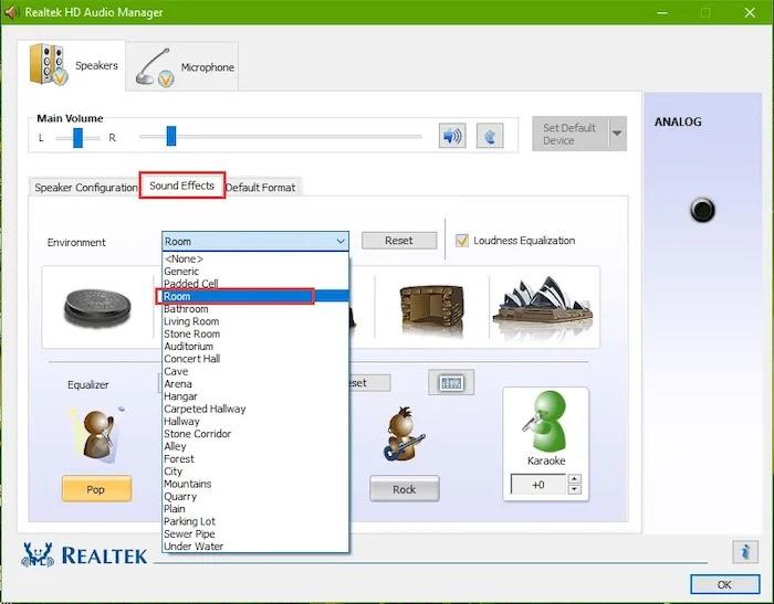 Best Audio Equalizer Apps realtek hd