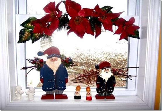 decoracion de puertas y ventanas navidad  (13)