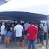 SEM AGENDAMENTO: aplicação da segunda dose tem aglomeração e tumulto em João Pessoa