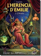La Herencia de Emilia #5 (de 5) - página 1
