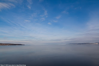 Photo: Vättern, 6th biggest lake in Europe.